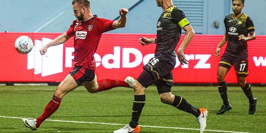 Dramatis, Laga Bali United Vs Tampines Rovers Berlanjut ke Tambahan Waktu