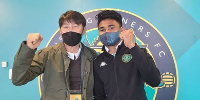 Ucapan Shin Tae-yong Terbukti, Asnawi Mangkualam Lampaui Catatan 4 Pemain Asing Ansan Greeners