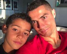 Cristiano Ronaldo Jr Mulai Tunjukkan Ketajamannya di Akademi Juventus