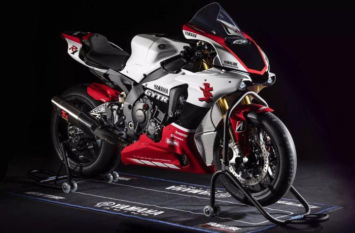 Harga Yamaha YZF-R1M GYTR resmi diumumkan