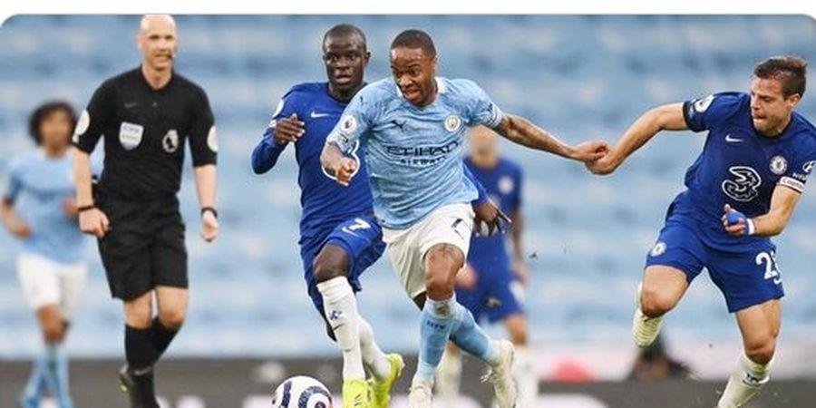 Performa Menurun, Sterling Disarankan Pergi dari Manchester City