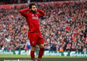 Muncul di Depan Publik Anfield, Ini Outfit Santun Ala Istri Mohamed Salah