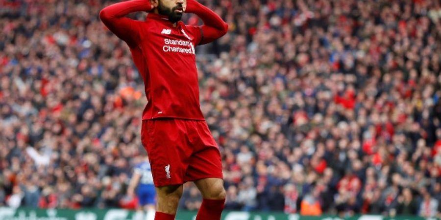Liverpool Bantah Kabar Minat Real Madrid kepada Mohamed Salah