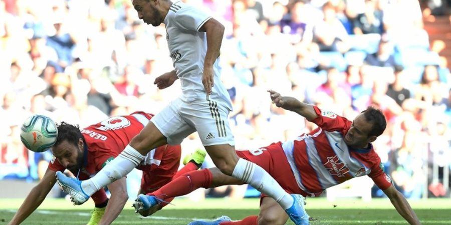 Comeback Hazard di Real Madrid, Kreatif tetapi Sering Kecolongan