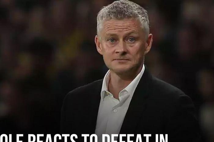 Pelatih Manchester United, Ole Gunnar Solskjaer