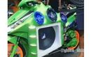 Enggak Mau Kalah, Honda Vario Ini Nekat Pasang Subwoofer Jumbo