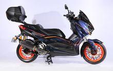 Usung Gaya Elegant Touring, Ini Best Daily Use Yamaha XMAX di Bandung