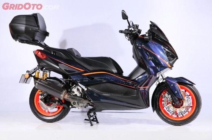 Best Daily Use Yamaha Xmax Customaxi  Bandung 2019