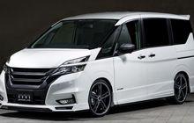 Mau Langsung Modifikasi Nissan Serena C27, Bisa Coba Gaya Satu Ini