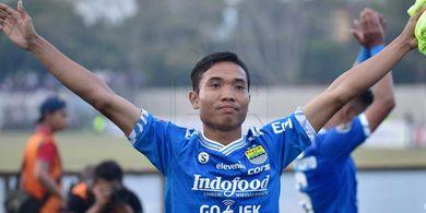 Pemain Muda Persib Bandung Kejar Asa untuk Meraih Mimpi Debut di Liga 1