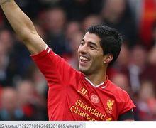 Luis Suarez dengan Status Bebas Transfer Ideal untuk Liverpool