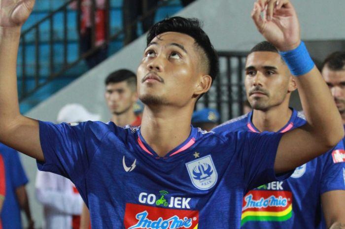 Gelandang PSIS Semarang, Tegar Infantrie, mendapat panggilan dari timnas U-22 Indonesia.