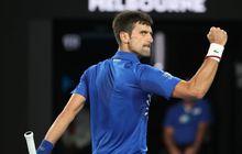 Novak Djokovic Sebut Rafael Nadal Favorit Turnamen Tanah Liat