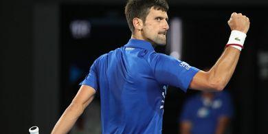 Miami Open 2019 - Menangi Duel 3 Set, Djokovic Lolos  ke Babak Ke-4