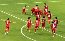Skuat Timnas U-23 Vietnam Jelang Laga Persahabatan Kontra Myanmar