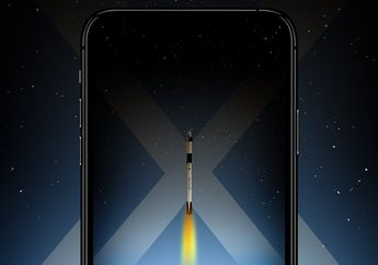 Segera Unduh Wallpaper iPhone Spesial Peluncuran SpaceX NASA