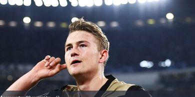 Aktivitas Sosmed Kapten Ajax, Sinyal Kuat Rumor Transfer ke Man United