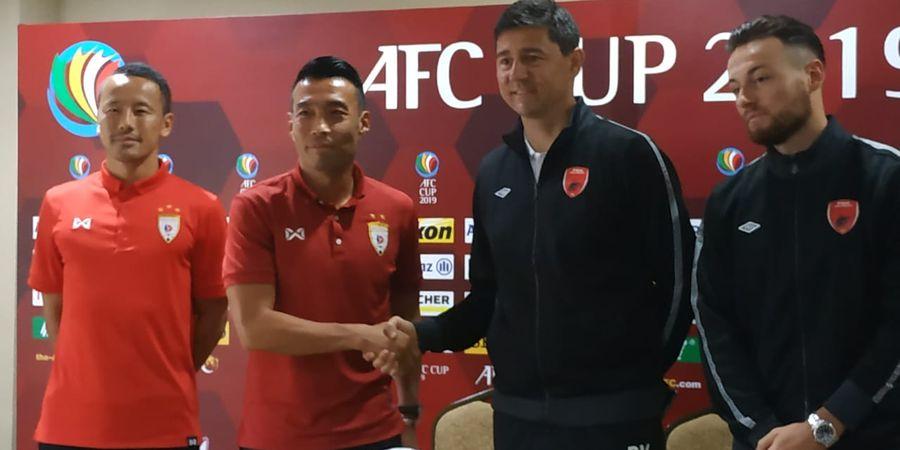 Tiga Gol Tercipta, PSM Makassar Unggul atas Lao Toyota di Babak Pertama