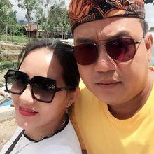 Suksesnya Aziz Gagap Dapat Istri Kedua yang Cantik, Mirip Siapa Ya...