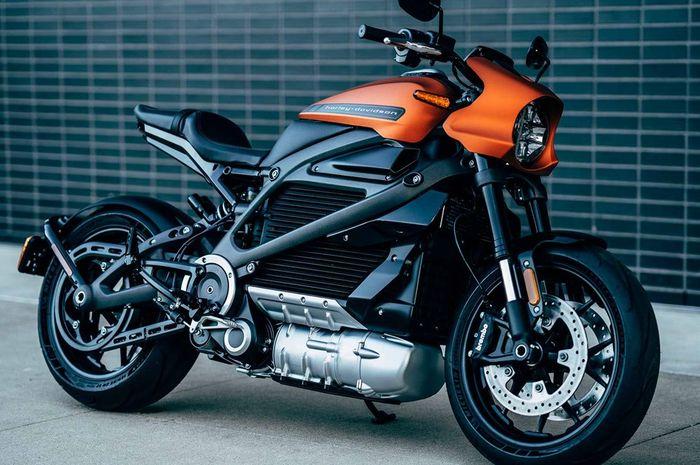 Harley-Davidson Livewire versi produksi