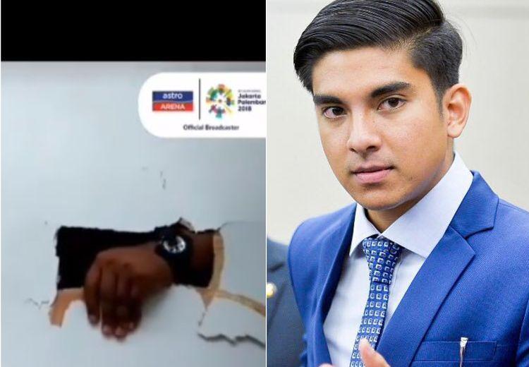 Sempat Ngamuk dan Jebolkan Tembok, Atlet Malaysia Ini Berlutut pada Menporanya