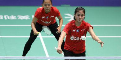 Link Live Streaming Kejuaraan Beregu Campuran Asia 2019 - Indonesia Vs Thailand