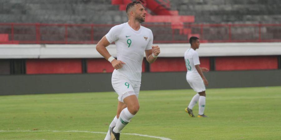 Stefano Cugurra Puji Peran Tiga Pilar Bali United di Timnas Indonesia