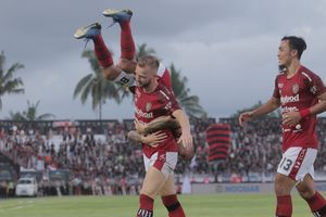 Lawan Timnas U-22 Indonesia Jadi Laga Tandang Perdana Bali United Setelah Setahun
