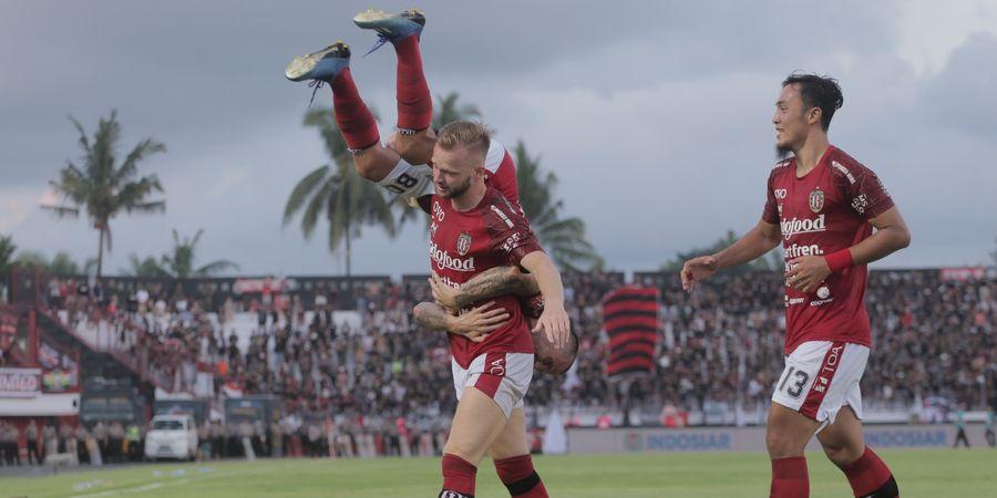 Kampiun Liga 1 2019 Bali United Kembali Sumbang 20.000 Masker