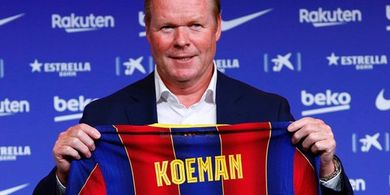 Luis Suarez Tinggalkan Barcelona, Ronald Koeman Ogah Disalahkan