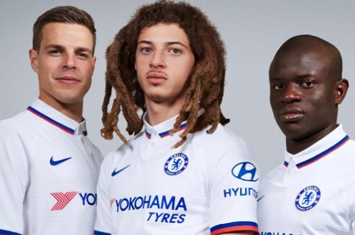 Kostum tandang Chelsea 2019/2020