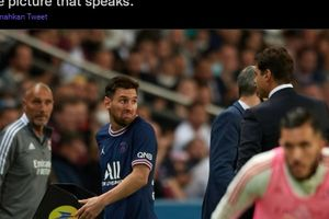 Sudah Jadi Tabiat 'Buruk' Lionel Messi, Pendiam Tapi Banyak Mengatur!