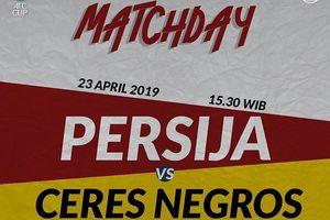 Klasemen Grup G Piala AFC, Melihat Peluang Persija dari Laga Kontra Ceres Negros