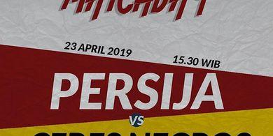 Klasemen Grup G Piala AFC, Melihat Peluang Persija Kontra Ceres-Negros