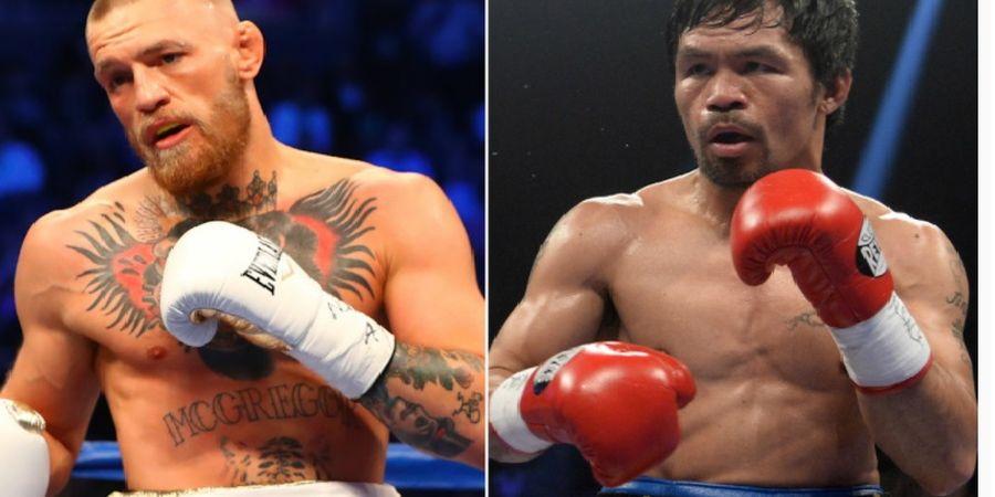 Bos UFC Bongkar Akar Megaduel Tinju Conor McGregor vs Manny Pacquiao Berakhir Batal