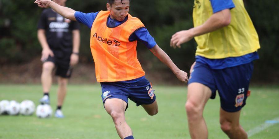 Newcastle Jets Sorot Pemanggilan Syahrian Abimanyu ke Timnas Indonesia