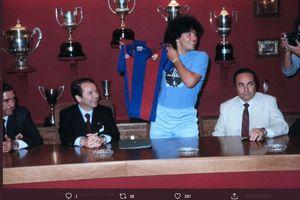 2 Tahun Diego Maradona di Barcelona: Pemain Termahal Dunia, Korban Retak Tulang, Dihormati Real Madrid