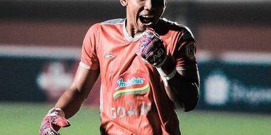 Kiper PSS Sleman Sayangkan Kepergian Pelatih Eduardo Perez