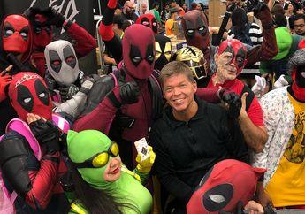 Wow, Pencipta Deadpool Ingin Timo Tjahjanto Garap Film Deadpool 3