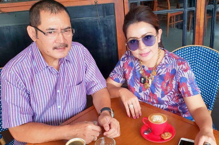 Mayangsari unggah momen romantis bersama Bambang Trihatmodjo