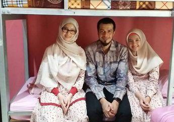 Lebih Dekat dengan Lana Devina Yustisio, Putri Sulung Primus dan Jihan Fahira yang Kini Bersekeloh di Pesantren