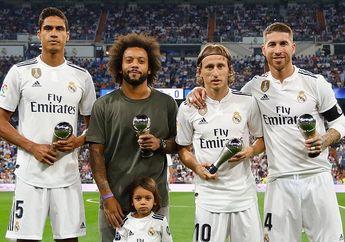 Kejebolan Mulu, Manchester United Siapkan Rp 1,6 Triliun Buat Bajak Bek Andalan Real Madrid