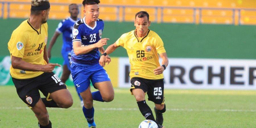 Langkah Persija di Piala AFC 2019 Terhenti Usai Dikalahkan Becamex Binh Duong