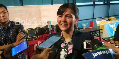 Ratu Tisha Kutuk Kekerasan yang Terjadi terhadap Suporter Indonesia di Malaysia