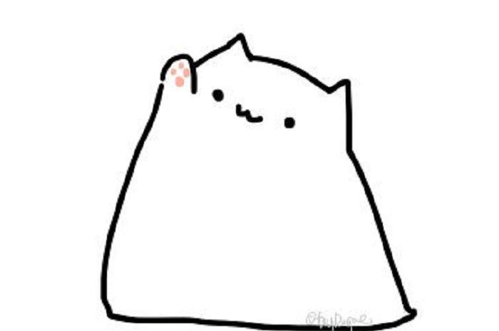 Awal mula meme Bongo Cat