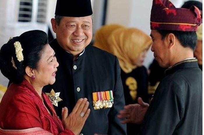 Unggahan Instagram Jokowi tiba-tiba menghilang
