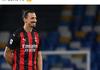 Susunan Pemain Cagliari vs AC Milan - Tanpa Bocah Pemecah Rekor, Rossoneri Andalkan Zlatan Ibrahimovic