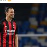 Kasihan Bek Muda AC Milan, Kena Marah Ibrahimovic Karena Hal Sepele