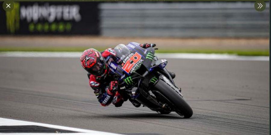 MotoGP Amerika 2021 - Fabio Quartararo Bedah Titik Muskil dari COTA