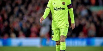 Satu Pemain Liverpool Disebut 'Keledai' oleh Messi di Liga Champions